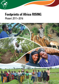 Footprints of Africa RISING Phase 1: 2011 – 2016