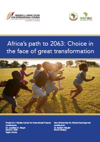 Africa's path to 2063: Choice in the Face of Great Transformation