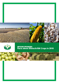 Beyond Promises: Facts about Biotech/GM Crops in 2018