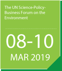The UN Science-Policy-Business Forum on the Environment