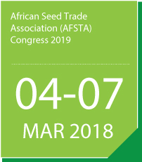 African Seed Trade Association (AFSTA) Congress 2019
