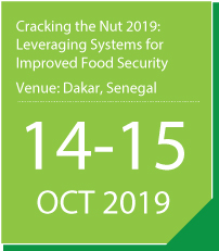 Cracking the Nut 2019: Leveraging Systems for Improved Food Security