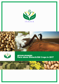 Beyond Promises: Facts about Biotech/GM Crops in 2017
