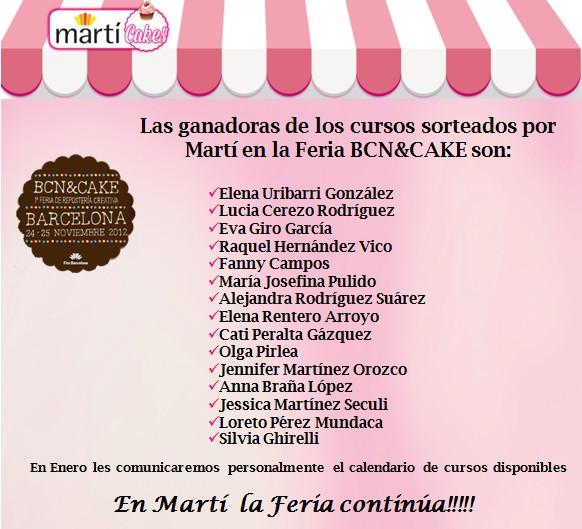 Martí S.A. - Lo tenemos todo para Cupcakes y pastelería decorativa