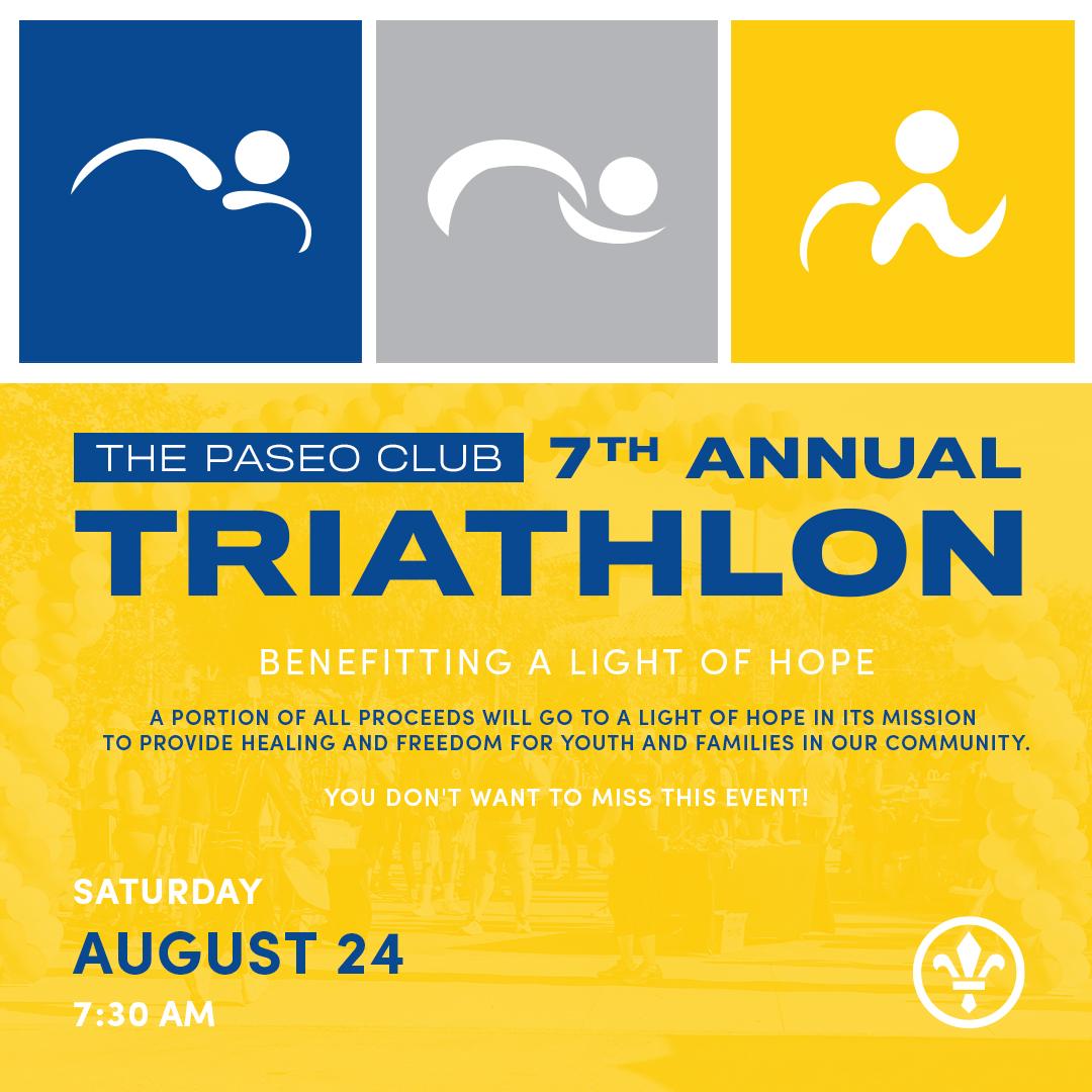 7th Annual Triathlon @ The Paseo Club   Santa Clarita   California   United States