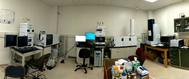 Image of the Mass Spectrometry Core Facility