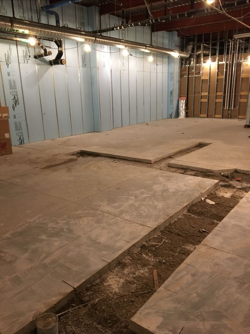 Image of ISB 015 contruction progress