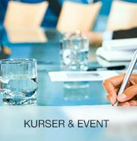 Kurser och event
