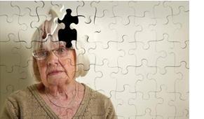 elderly lady jigsaw