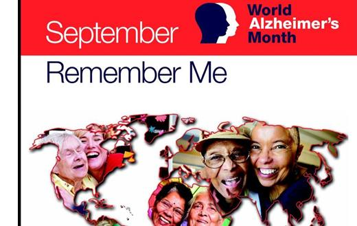 Alzheimers Month - Remember me