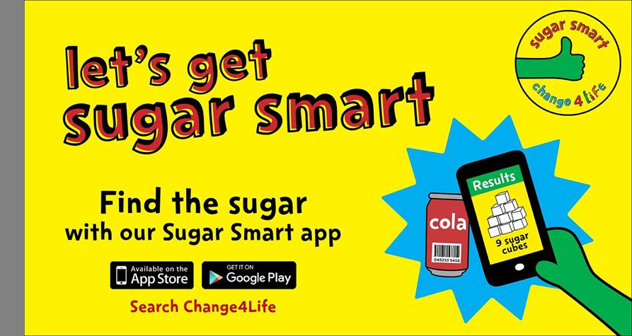 Lets get sugar smart
