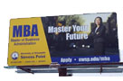 MBA Billboard