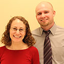 Rebecca Henning, Ph.D. and Chad Kittelson