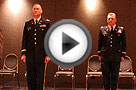 Change of Command video