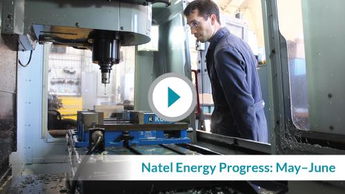 Natel Energy video: May-June 2014