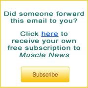 Free Muscle News Subscription