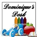 Dominique's Desk logo