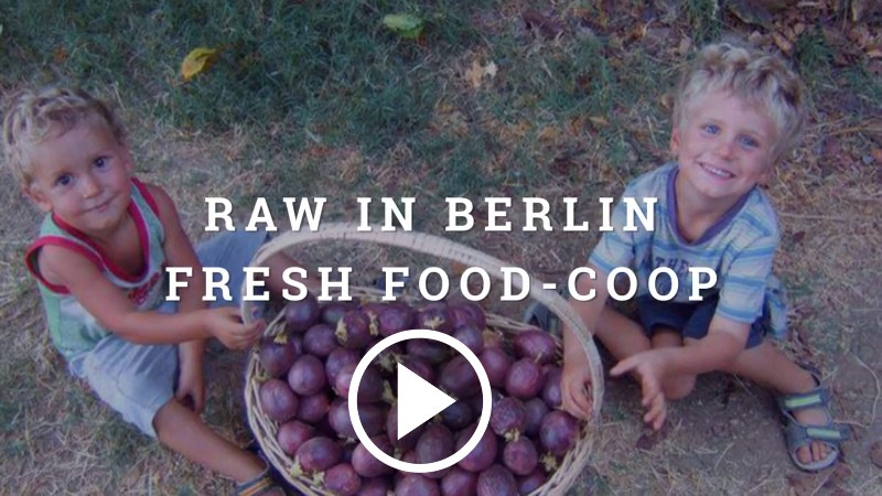 Raw in Berlin   Fresh Food-Coop
