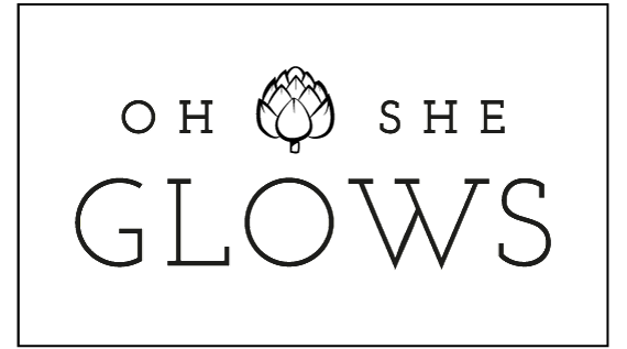 Oh She Glows logo