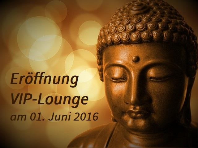 Eröffnung VIP-Lounge
