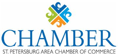 St. Pete Chamber logo