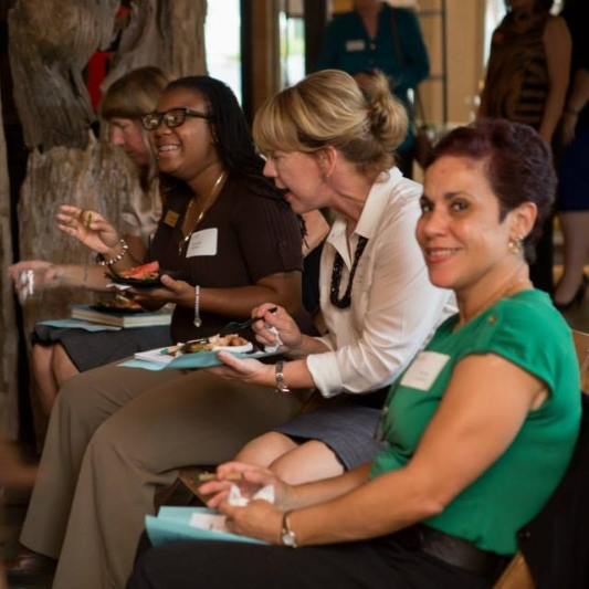 Candid from Working Women's Forum