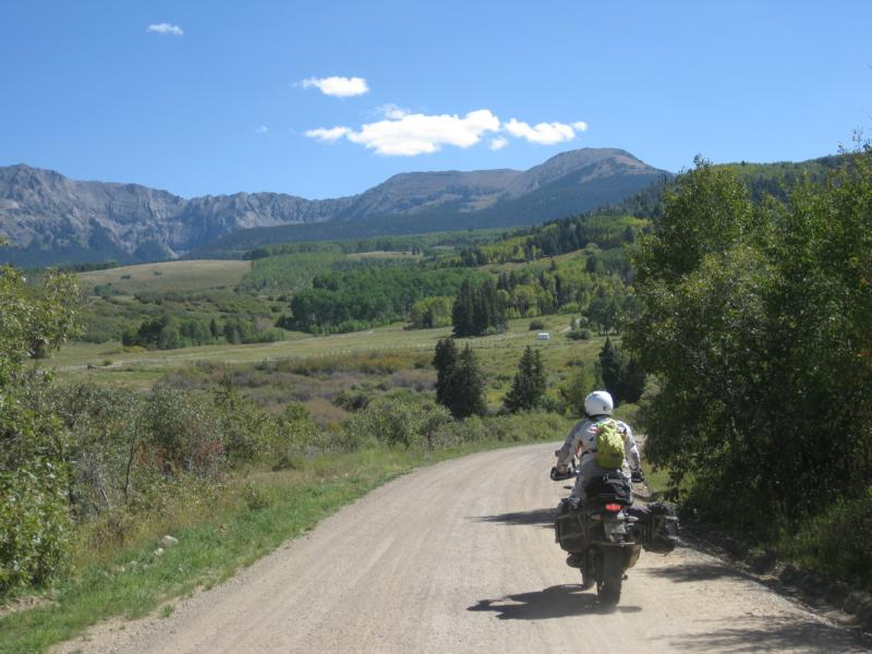 All women Colorado Backcountry Discovery Route (COBDR)