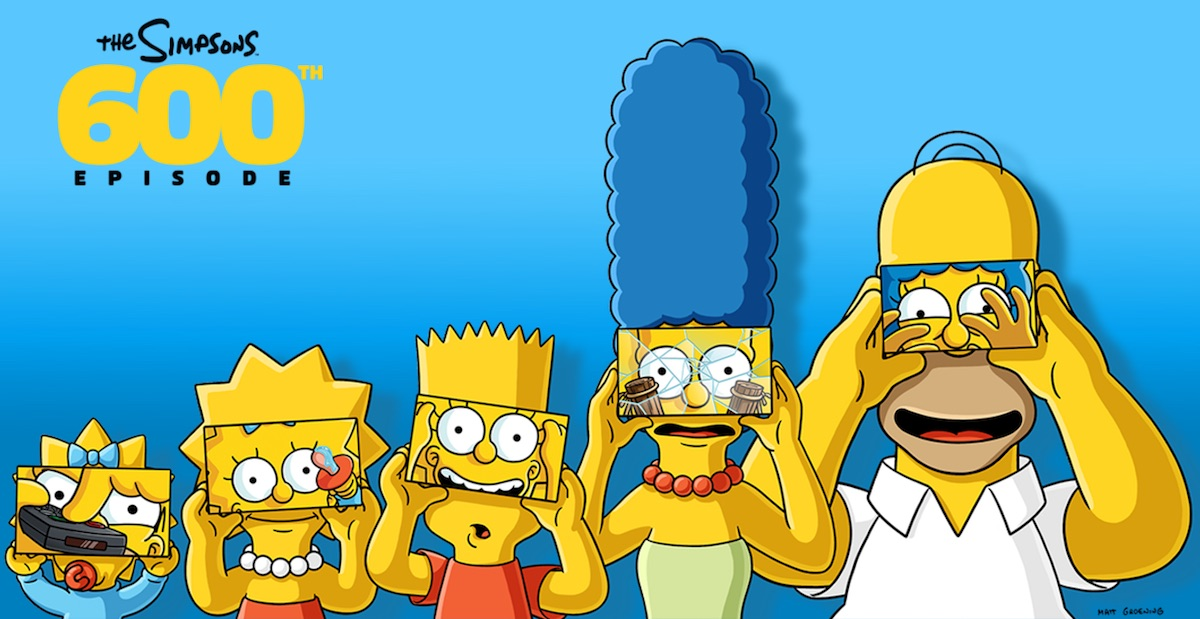 The Simpsons VR