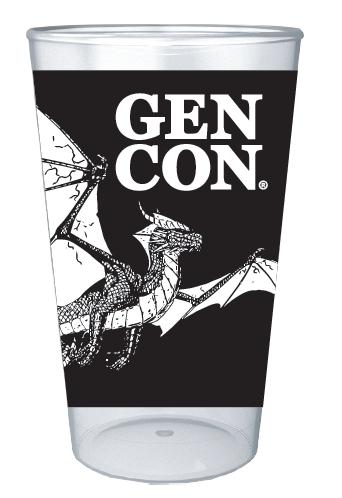 Reusable Cups for Gen Con 2019