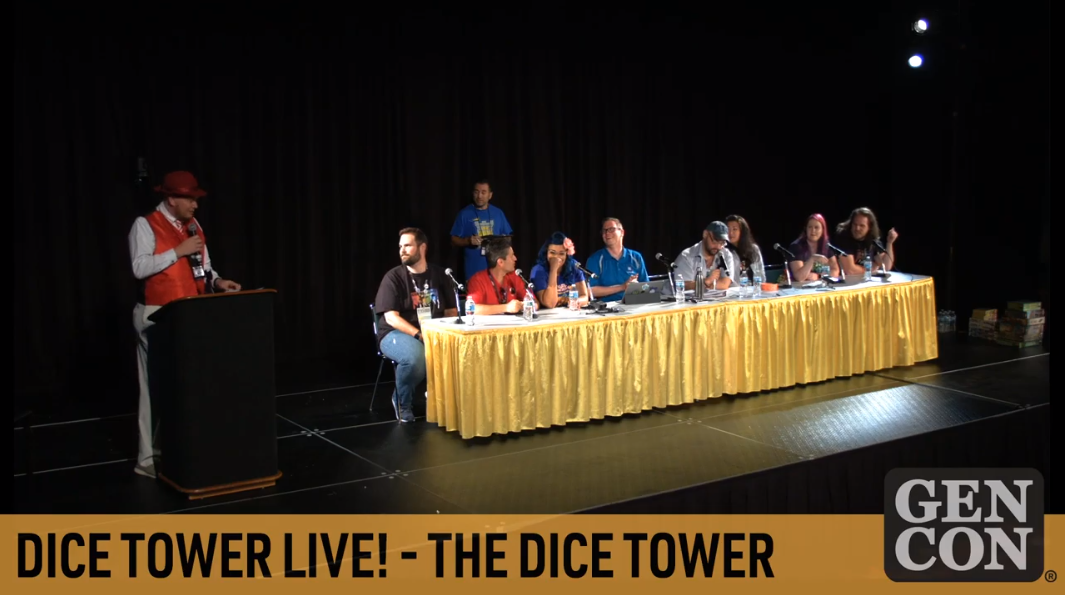 Dice Tower Live