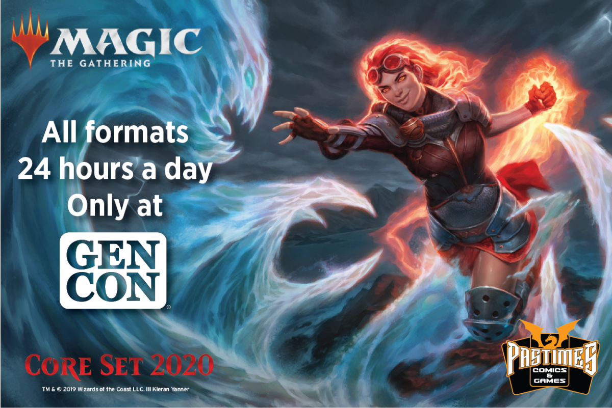 Magic: The Gathering at Gen Con