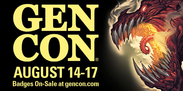 Gen Con 2014: Level Up!