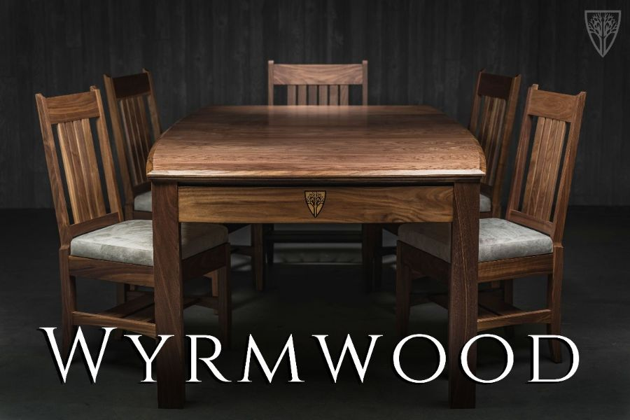 Wyrmwood Game Table