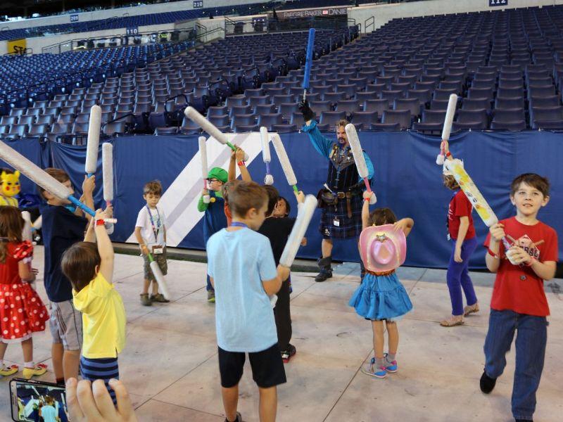 Family Activities at Gen Con