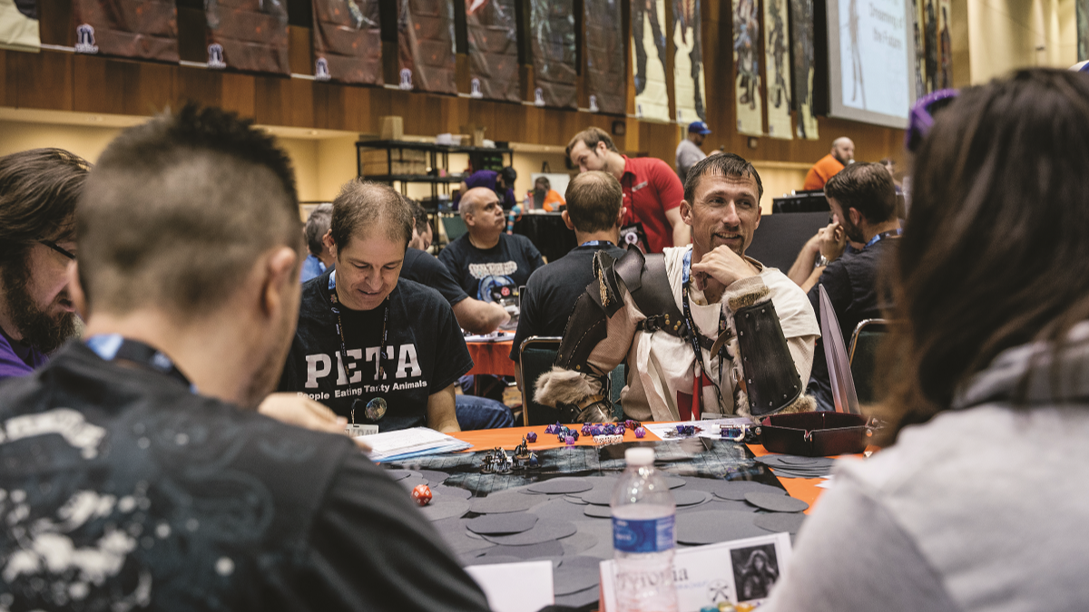 Gaming Events at Gen Con