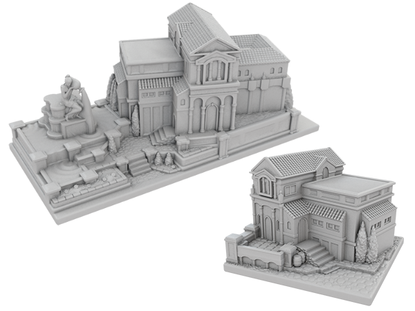 Foundations of Rome Minis