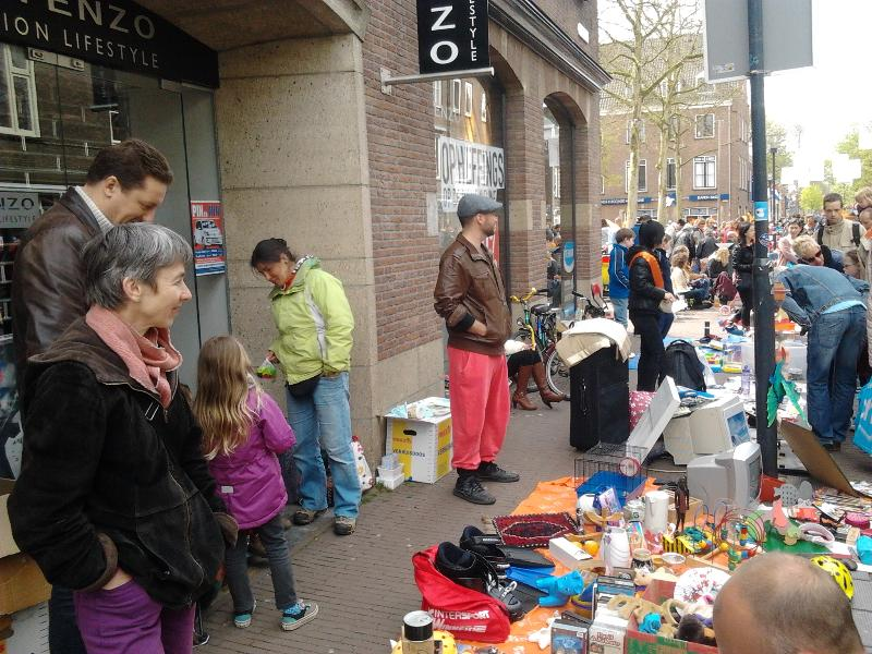 2013 Koninginnemarkt