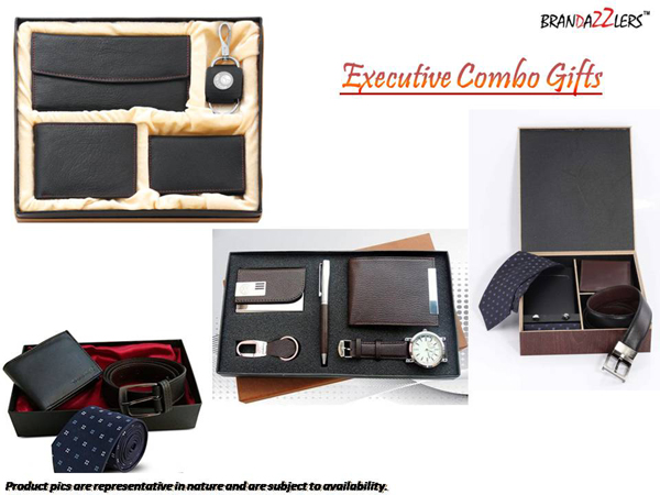 Executive combo gifts as Corporate diwali gifts ideas