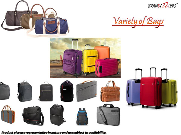 Variety of bags as Corporate diwali gifts ideas