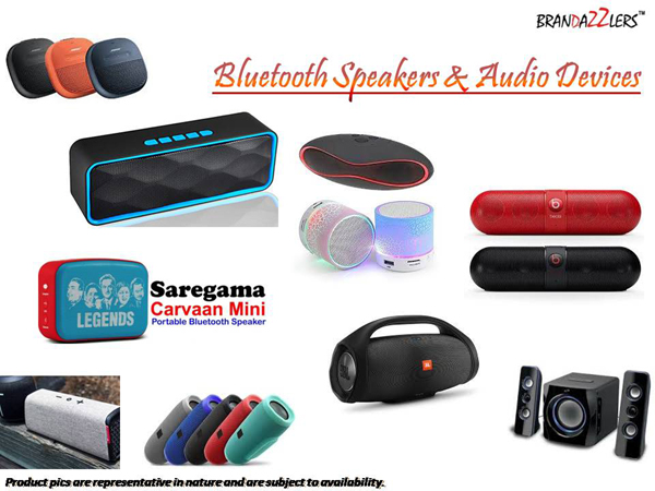 Bluetooth Speakers & Audio Devices as Corporate diwali gifts ideas