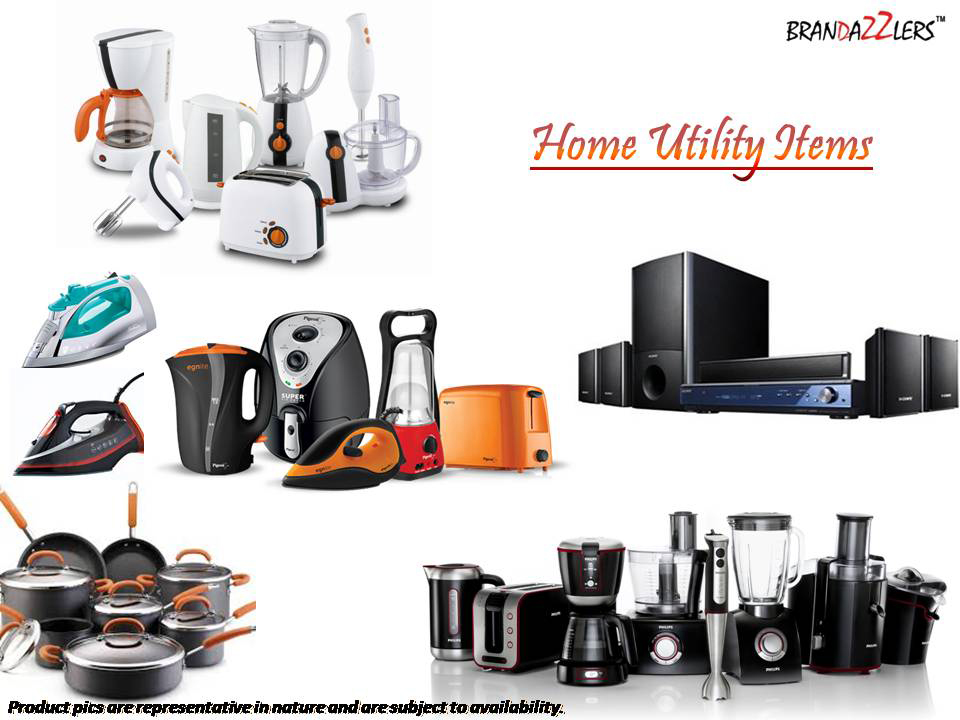 Home Utility Items as Corporate diwali gifts ideas
