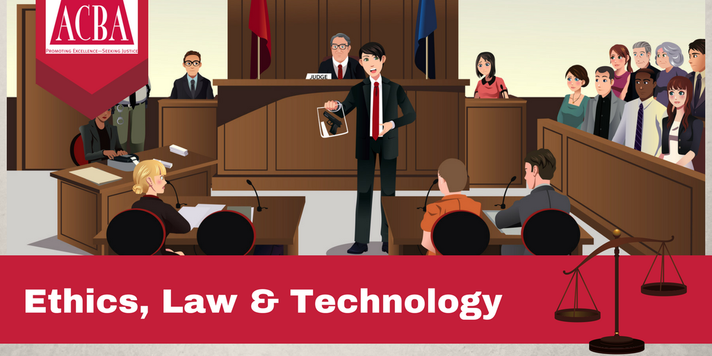Ethics, Law & Technology