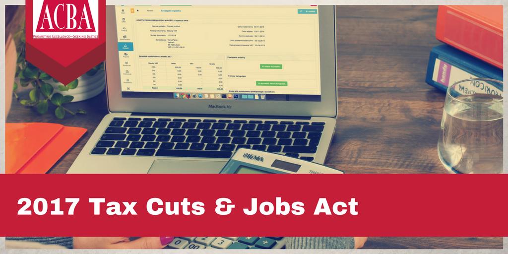 2017 Tax Cuts
