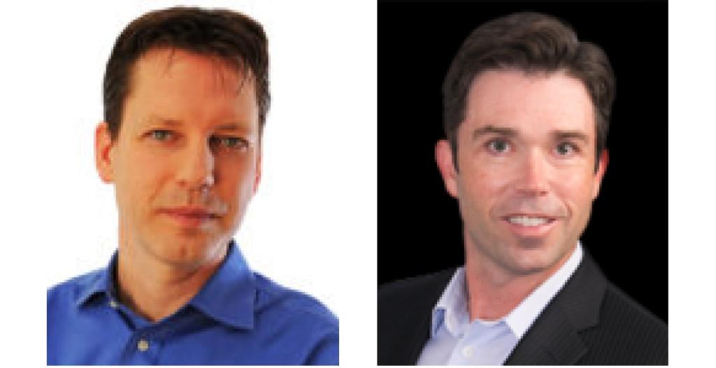 Daniel Schacht and Andrew MacKay