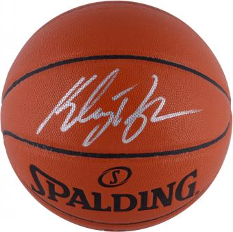 Basketball Signed by Klay Thompson of the Golden State Warriors