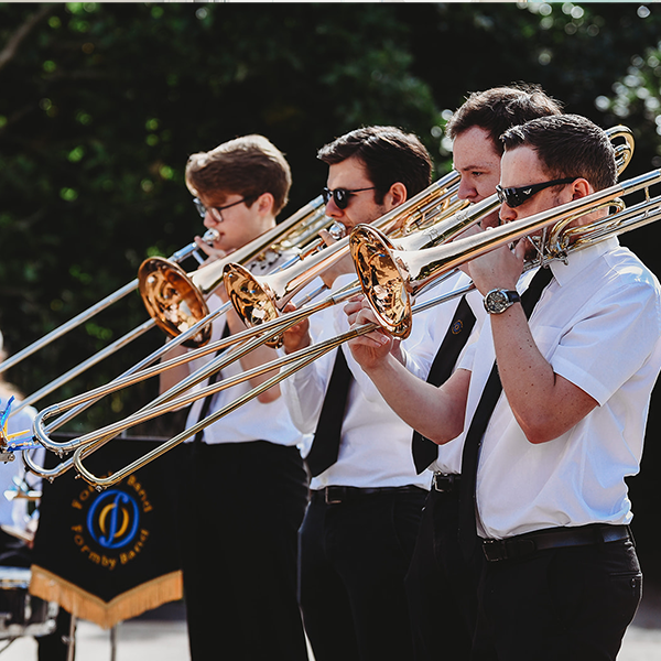 Formby Brass Band