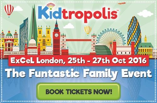 Kidtropolis poster