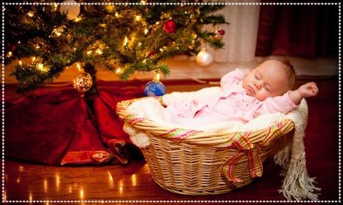 Baby Christmas Tree for Gosforth Christmas Fair