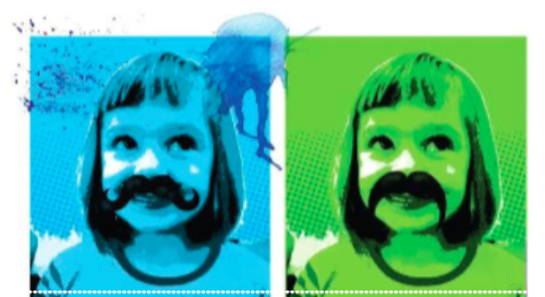 Moustache adventure