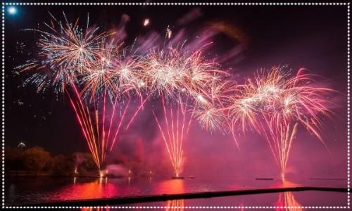 Danson Park Fireworks